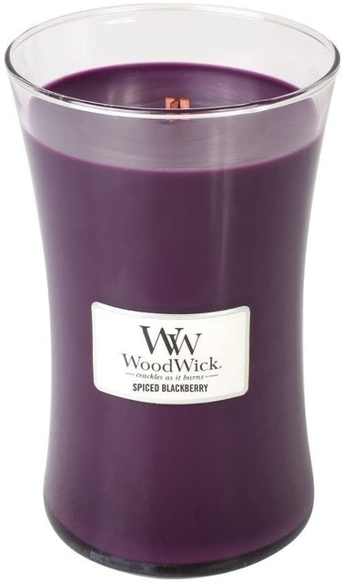 WoodWick  Glass Jar Scented Candle 1