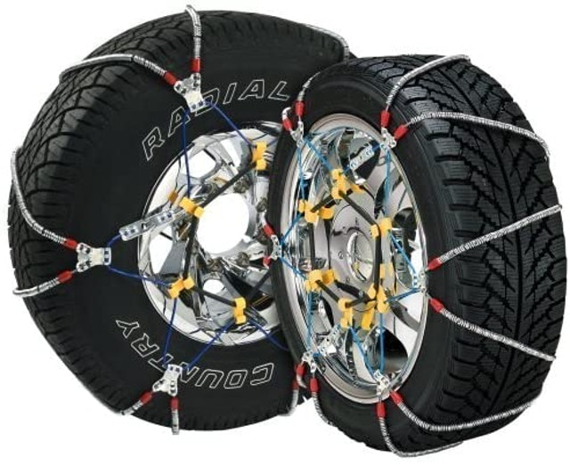 Security Chain Super Z6 Cable Tire Chain for Passenger Cars, Pickups, and SUVs 1