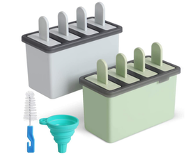 Top 10 Best Popsicle Molds in 2021 (Zoku, Kootek and More) 1