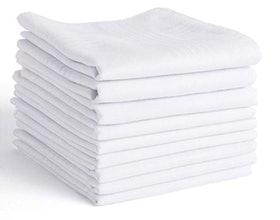Top 10 Best Handkerchiefs in 2021 (Jacob Alexander, Brooklyn Bamboo, and More) 1