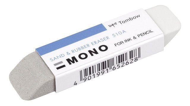 Tombow  MONO Sand and Rubber Eraser 1