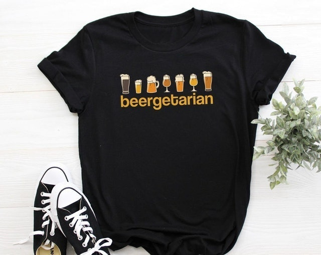 byelig Funny Beer and Brewing Shirt 1