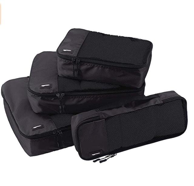 Amazon Basics Travel Organizer Cubes 1
