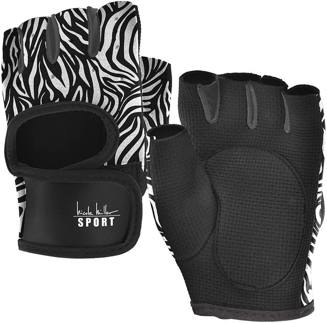 Nicole Miller Weight Lifting Workout Gloves 1