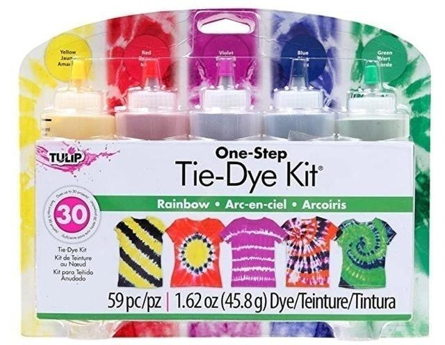 Tulip One-Step Tie-Dye Kit 1