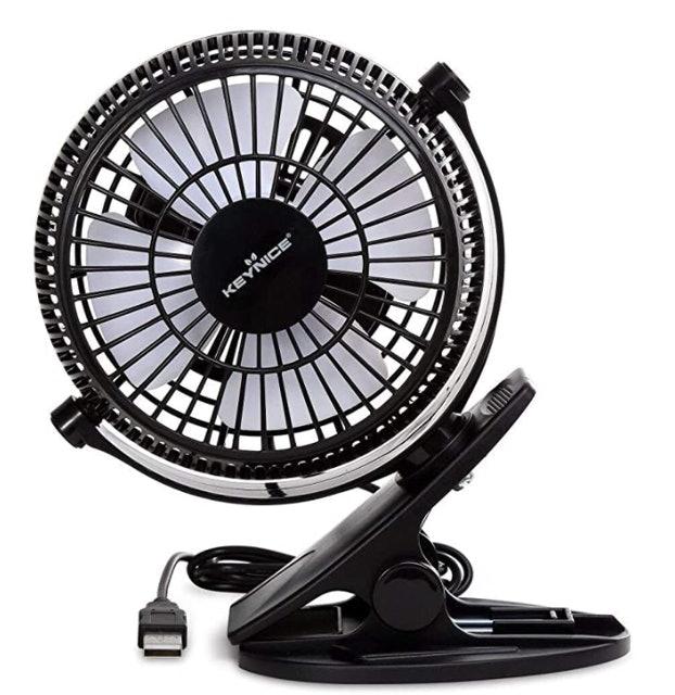 Keynice USB Desk Fan 1