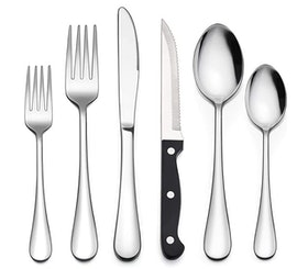 Top 10 Best Cutlery Sets in 2020 (LIANYU, Cambridge SilverSmiths, and More) 2