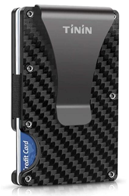 Tinin Carbon Fiber Wallet 1