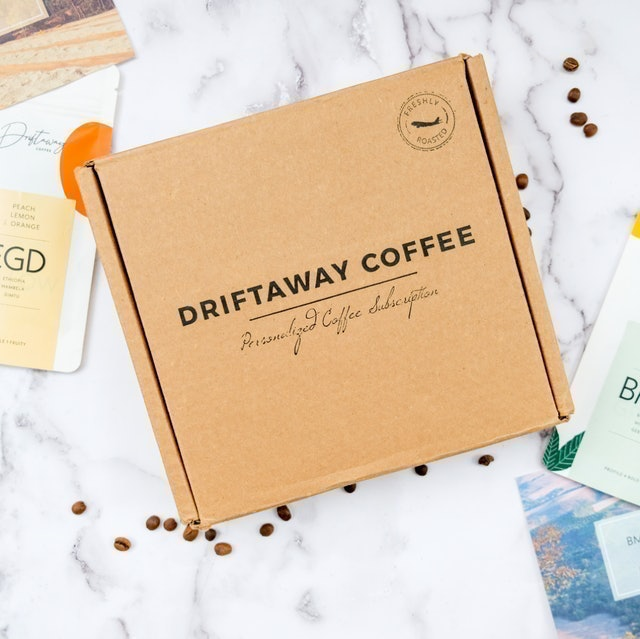 Driftaway Coffee Coffee Subscription 1