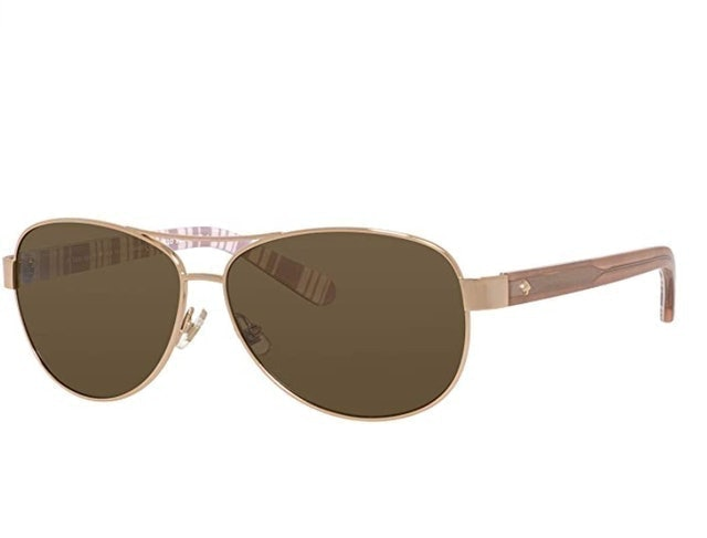 Kate Spade  New York Women's Dalia 2 Aviator Sunglasses 1