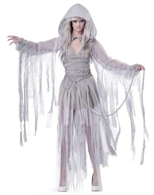 California Costumes Women's Haunting Beauty Ghost Spirit Costume 1