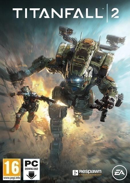 Respawn Entertainment  Titanfall 2 1