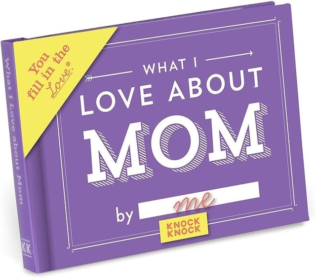 Knock Knock What I Love About Mom Journal 1