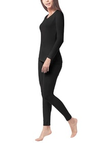 Top 10 Best Thermal Underwear Sets for Women in 2021 (Amazon Essentials, Rocky, and More) 2