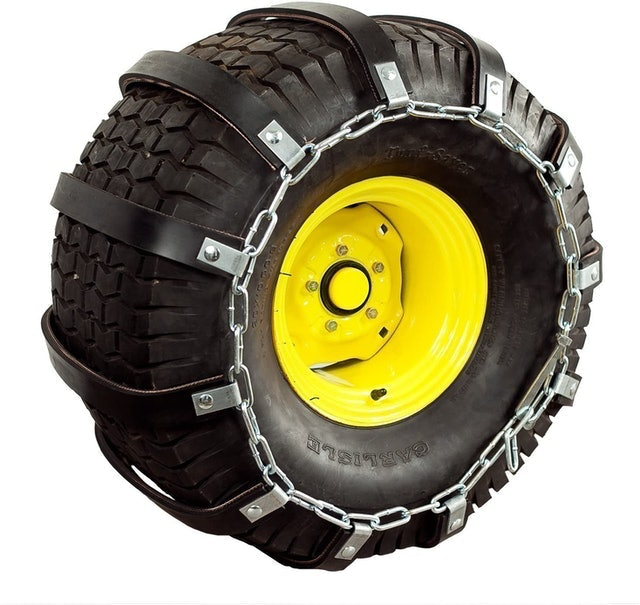 TerraKing TerraGrips Tire Chains 1