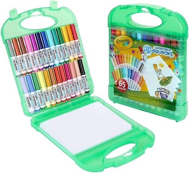 Crayola Pip Squeaks Washable Markers Set 1