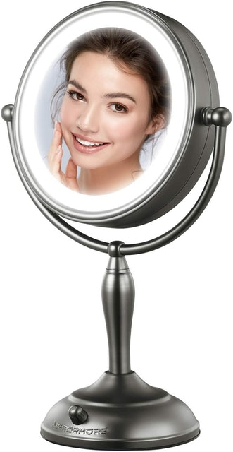 Mirrormore Lighted Makeup Mirror 1