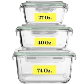 Top 10 Best Eco-Friendly Food Storage Containers in 2020 (Weck, Bklyn, and More) 5