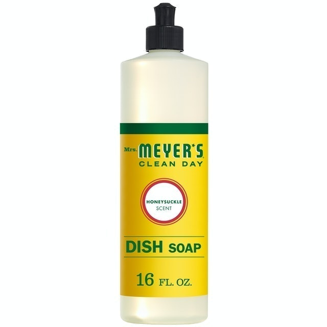 Mrs. Meyer's Clean Day Dish Soap  1