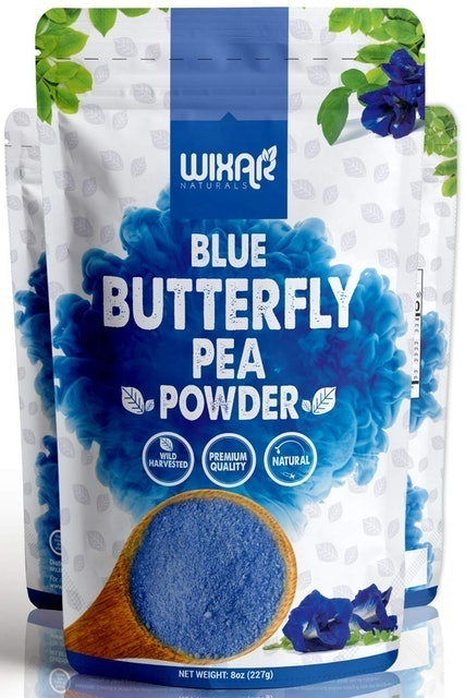 WIXAR NATURALS Blue Butterfly Pea Powder 1