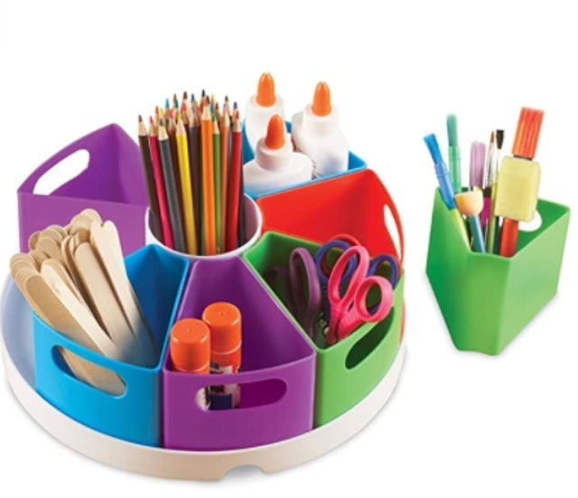 Learning Resources Create-a-Space Storage Center 1
