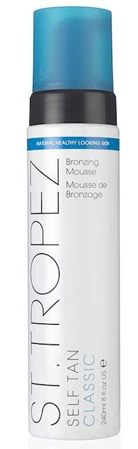 St. Tropez Self Tan Classic Bronzing Mousse 1