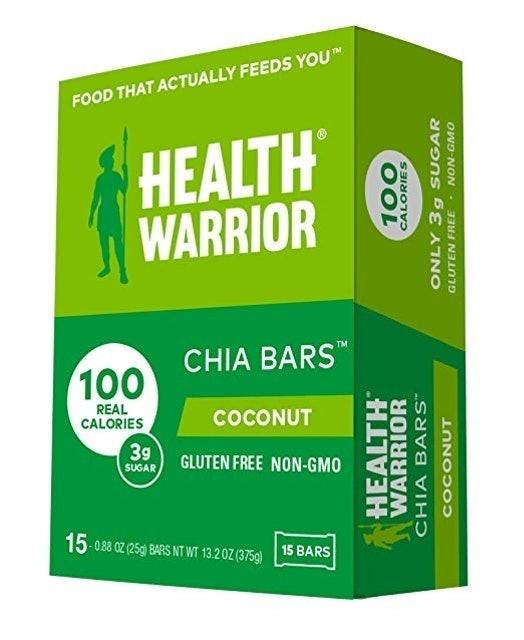 Health Warrior Chia Bars 1
