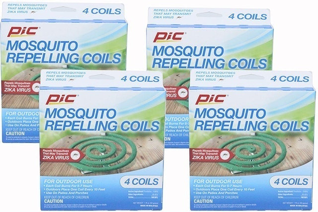 PIC Mosquito Repelling Coils 1