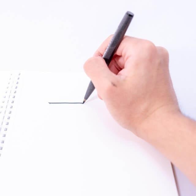 Pentel FudeMoji Autograph Pen 1
