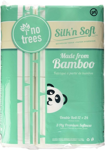 Silk'n Soft Bamboo Toilet Paper 1