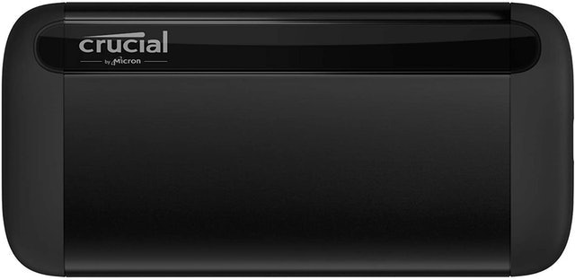 Crucial  X8 Portable SSD 1