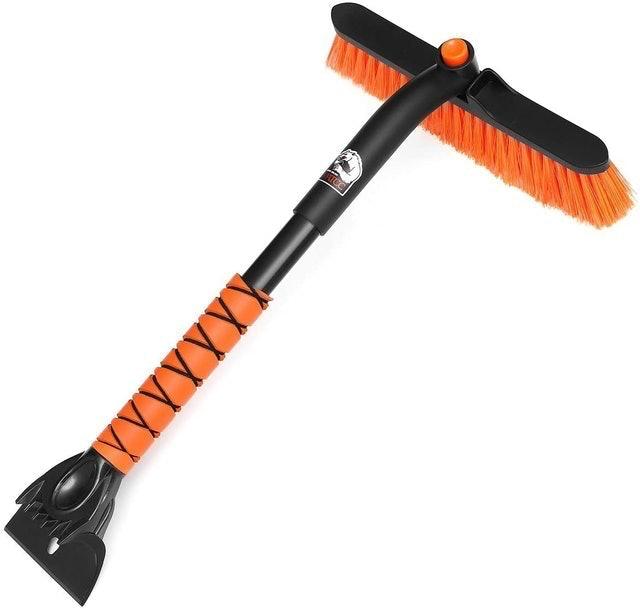 MATCC Snow Brush With Ice Scraper 1