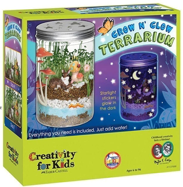 Faber-Castell Terrarium Science Kits for Kids 1