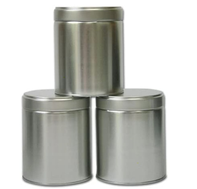 Over the Counter Wide Twist Top Tea Tin 1