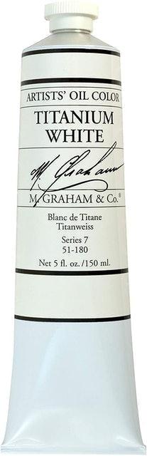 M. Graham & Co. Titanium White 180 1