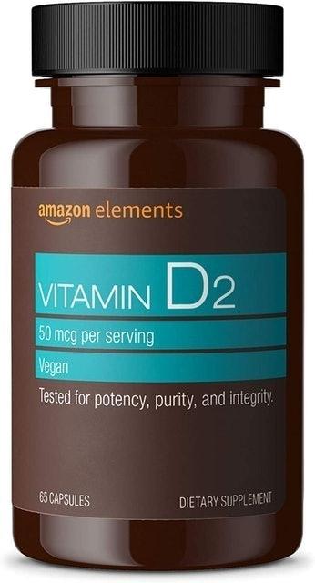 Amazon Elements  Vitamin D2 1