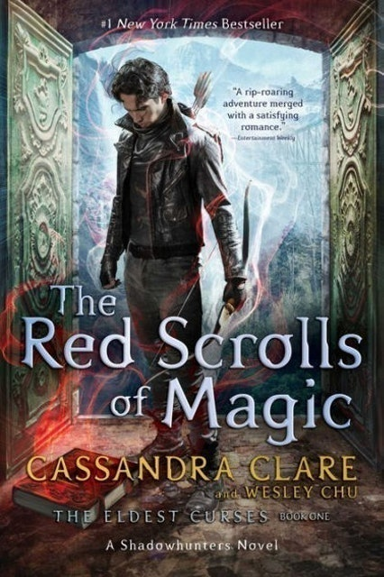 Cassandra Clare, Wesley Chu The Red Scrolls of Magic 1
