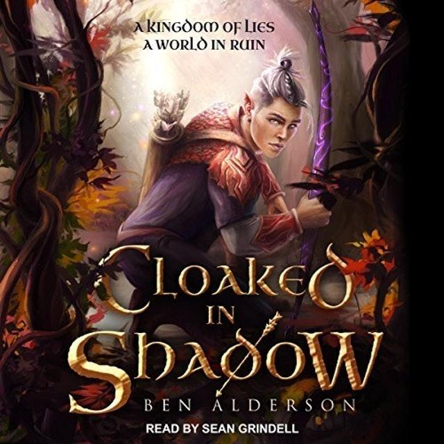 Ben Alderson Cloaked in Shadow 1