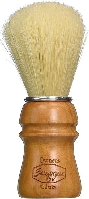 Semogue Cherry Wood Shaving Brush 1