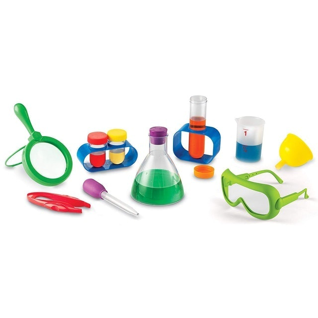 Learning Resources Primary Science Lab Set 1