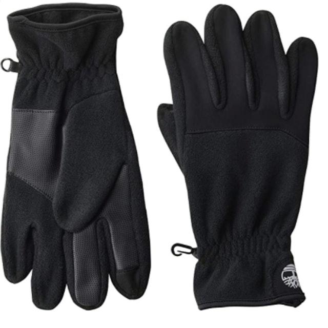 Timberland Men's Fleece Commuter Gloves 1