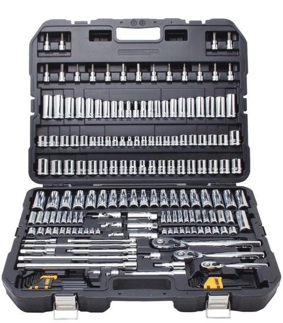 DEWALT Mechanics Tool Set 1