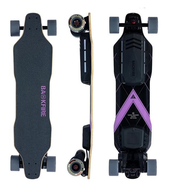 Backfire Skateboards Zealot Belt Drive Electric Skateboard 1