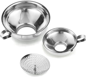 Top 10 Best Canning Funnels in 2021 (Norpro, Progressive International, and More) 2