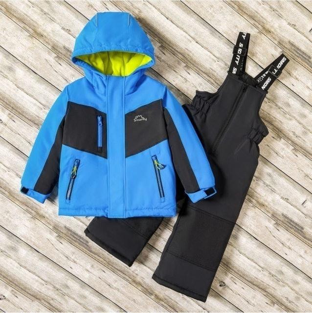 Smonty Toddler Snowsuit 1