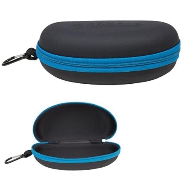 Splaqua Waterproof Sunglasses and Eyeglasses Case 1