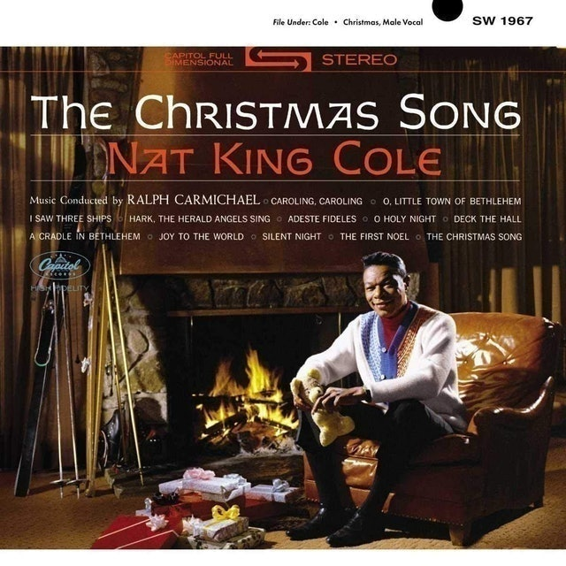 Nat King Cole The Christmas Song (Expanded Edition) 1