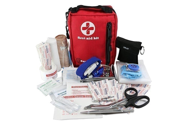 Survivewear Small First Aid Kit 1