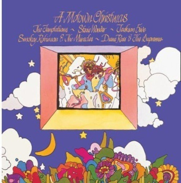 Various Artists A Motown Christmas 1