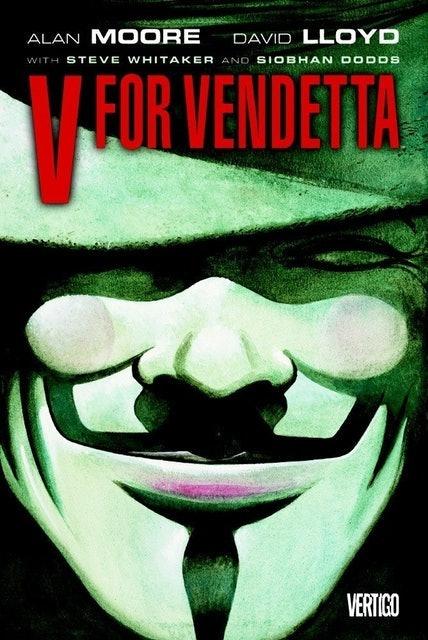 Alan Moore, David Lloyd V for Vendetta 1